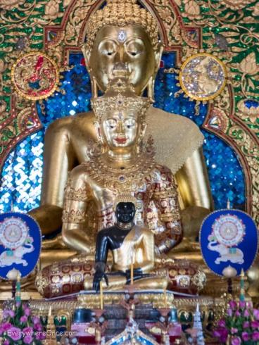Wat Ming Muang, Chiang Rai Thailand 3