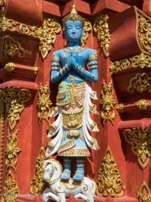 Wat Ming Muang, Chiang Rai Thailand 4