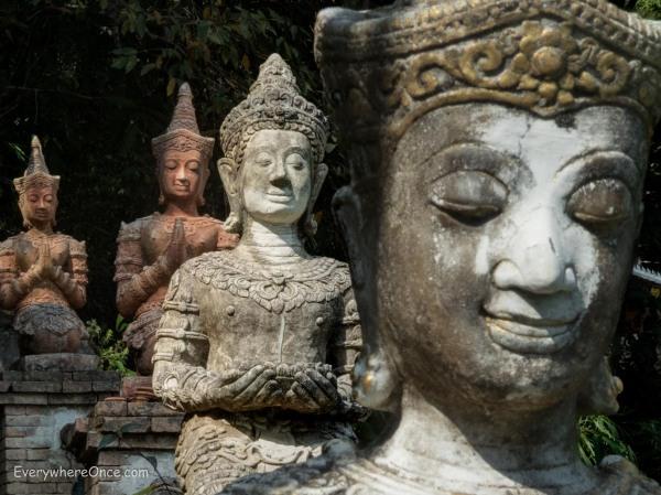 Wat Pha Lat Chiang Mai Thailand