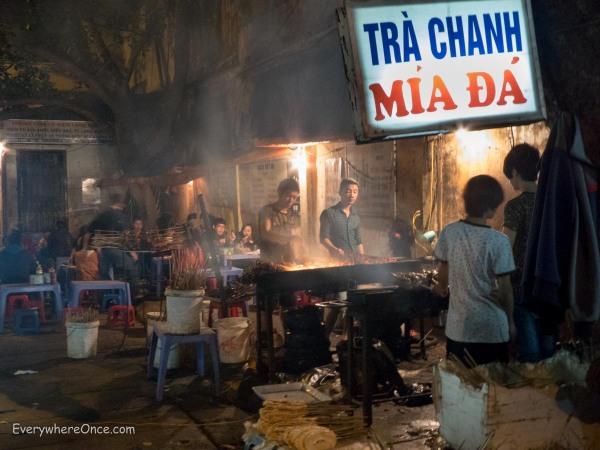 BBQ Street Hanoi