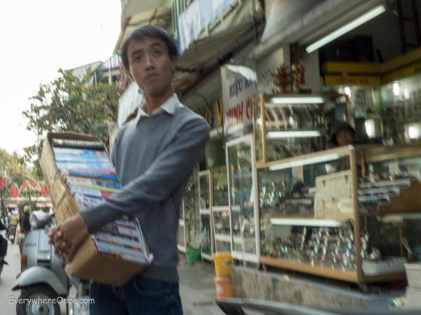 Hanoi Book Seller