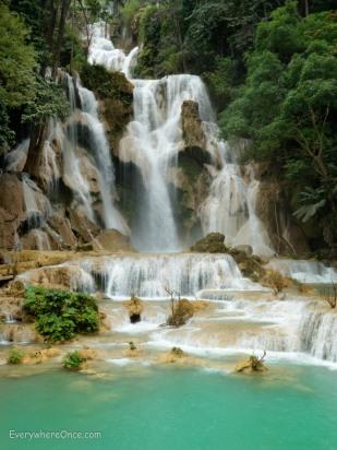 Luang Prabang Kuang Si Falls 3