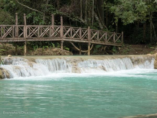 Luang Prabang Kuang Si Falls