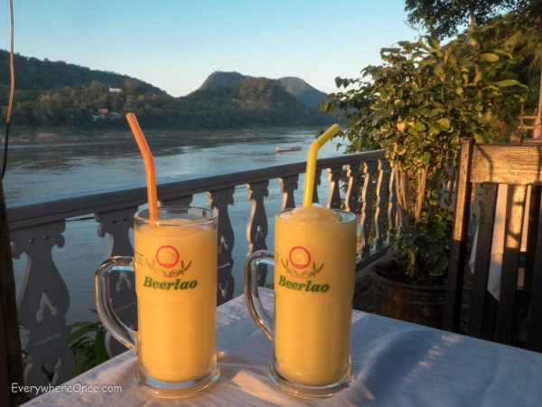 Luang Prabang Smoothies