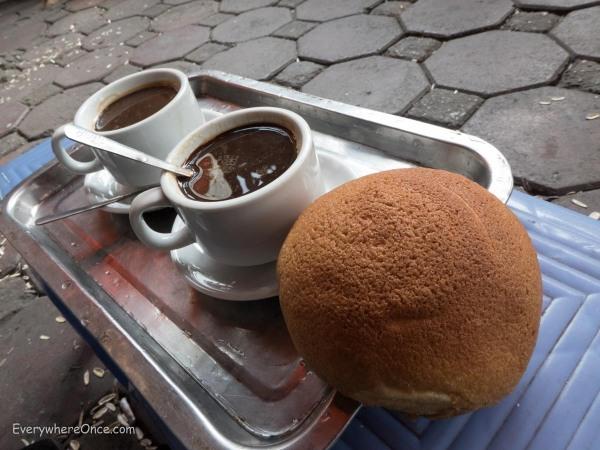 Papparoti and Coffee