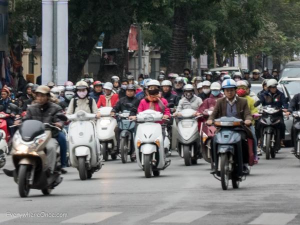 The Streets of Hanoi-2