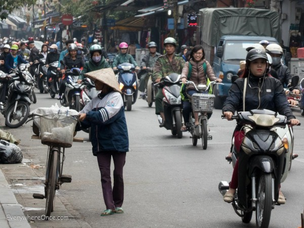 The Streets of Hanoi-3