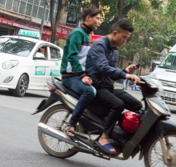 The Streets of Hanoi-4
