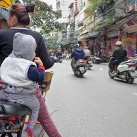 How to survive the streets of Hanoi