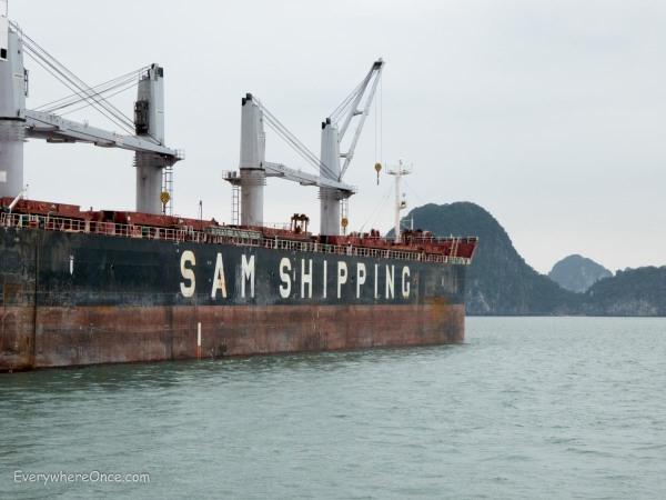 Ha Long Bay Vietnam-10