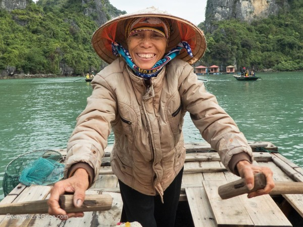 Ha Long Bay Vietnam-14