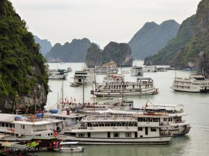 Ha Long Bay Vietnam-5