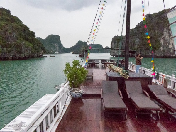 Ha Long Bay Vietnam-8