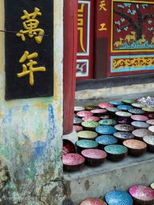Hoi An Street Scene, Vietnam