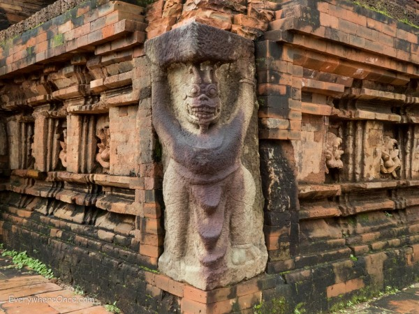 My Son Temple Architecture, Vietnam