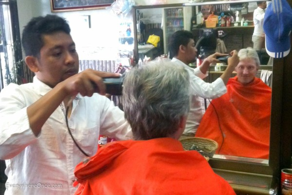Cambodian Haircut