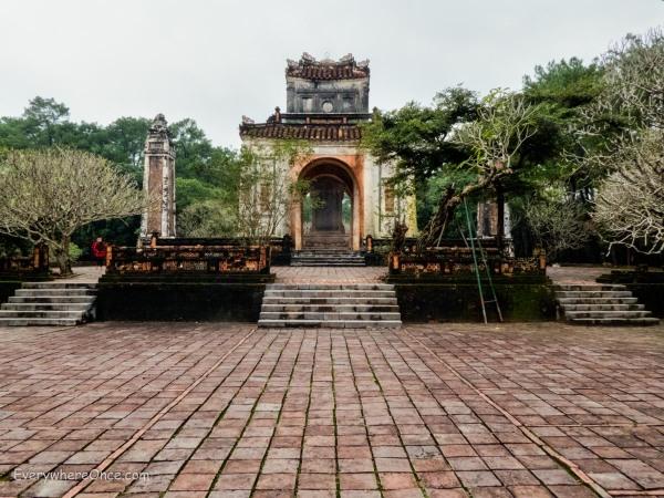 Tu Duc Tomb 2