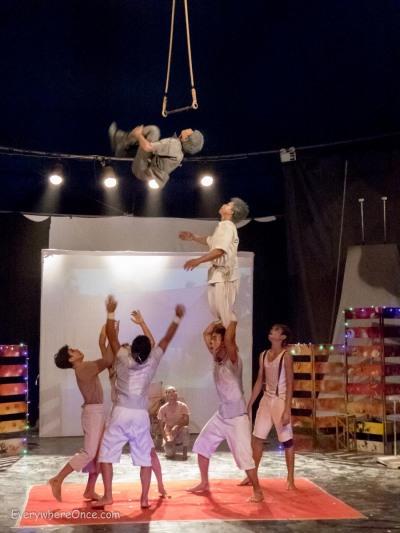 Battambang Circus Cambodia 2