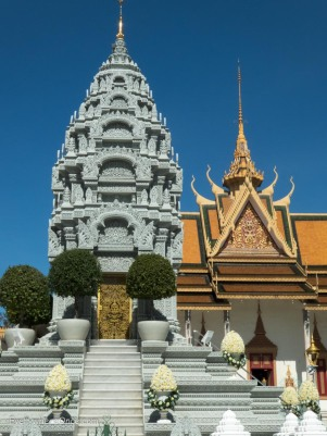 Royal Palace, Phnom Penh 2