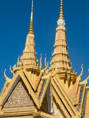 Royal Palace Throne Hall, Phnom Penh 2