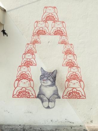 George Town Penang Street Art 10