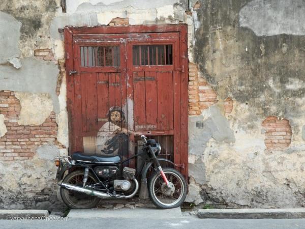George Town Penang Street Art 13