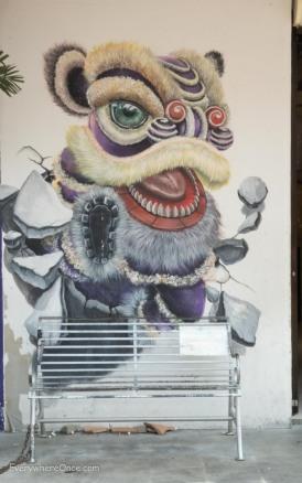 George Town Penang Street Art 5