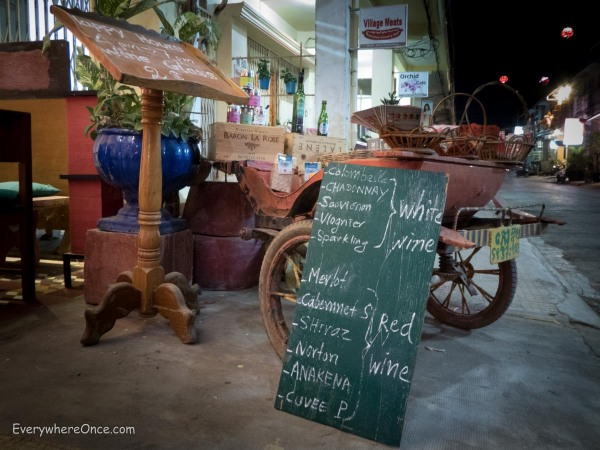 Battambang Wine Bar