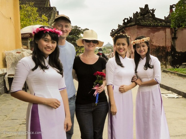 Friendly People in Vietnam-2