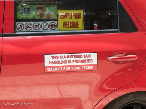 Metered Taxi