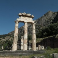 Greece Road Trip: Delphi and the Peloponnesian Peninsula, Part 1