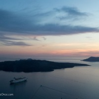 What to Do in Santorini, Part 2: Get Out to Sea