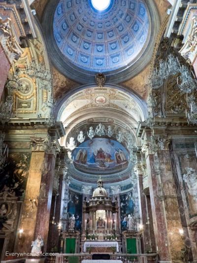 Saint Maria Della Scala