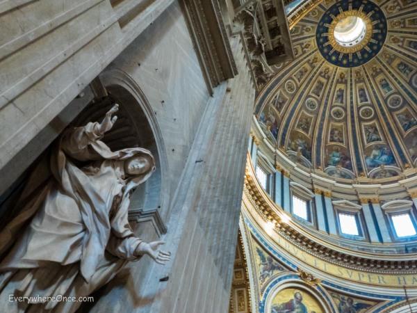Saint Peters Basilica Dome