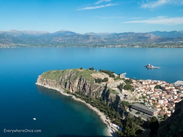 Nafplio Greece View