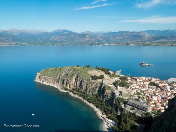 Nafplio Greece View