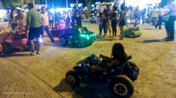 Palapas Park, Cancun