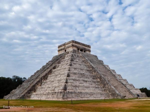 Chichen Itza, Kukulcán Pyramid, Mexico