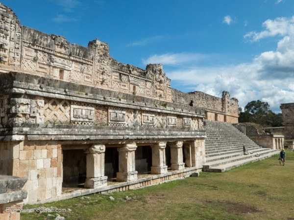 Quadrangle of the Nuns, Uxmal