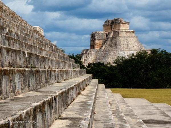 Uxmal Mayan Ruins, Mexico