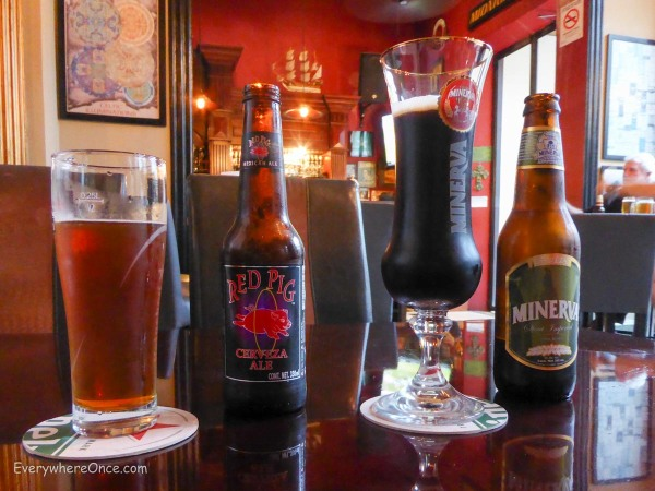 Boo-Yah! Mexican beers that don't blow!